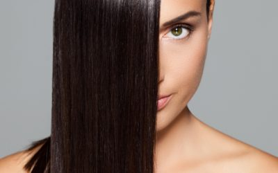Keratin Hair Taming System – £150 including shampoo and conditioner